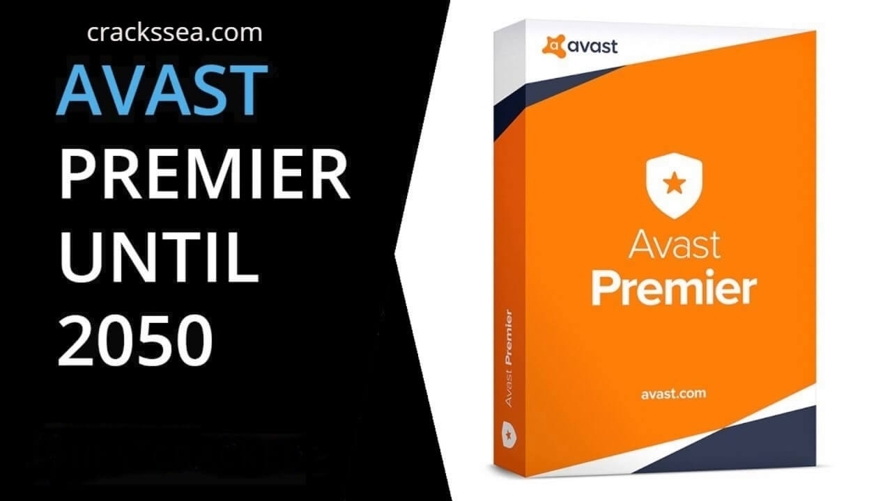 Avast Premier Crack With License Key File Till 2050