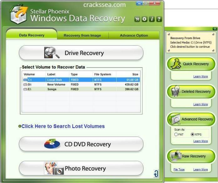 Stellar Data Recovery Pro 10.0.0.3 Crack With Key 2020 Torrent