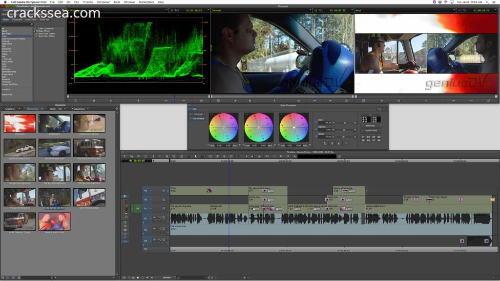 Avid Media Composer 8.10 With Crack + Product Key Full Version