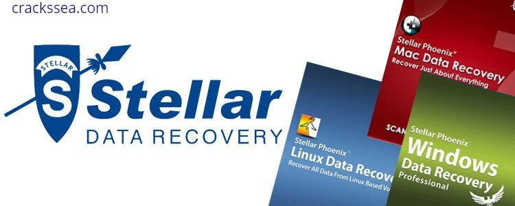 Stellar Data Recovery Pro Crack With Key Torrent