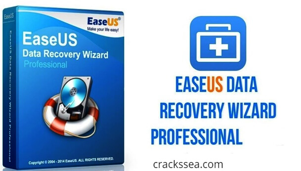 EaseUS Data Recovery Wizard Cracked