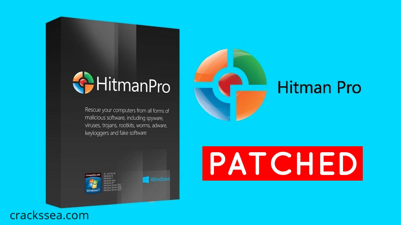 Hitman Pro 3.8.20 Build 314 Plus Crack Full Free Download