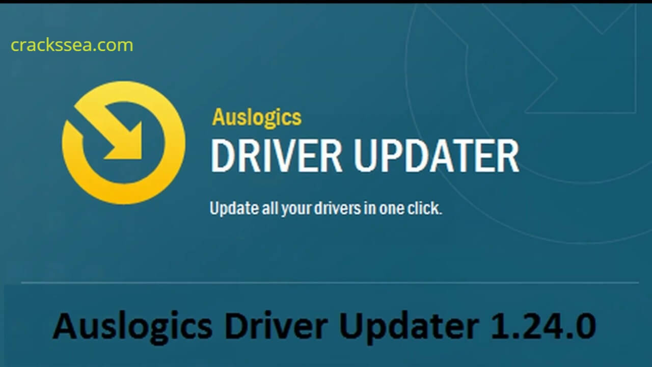 Auslogics Driver Updater Crack With Registration Code [Latest]