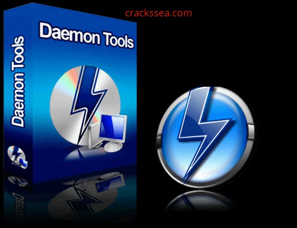 DAEMON Tools Lite Crack 10.14 With License Key Latest Version