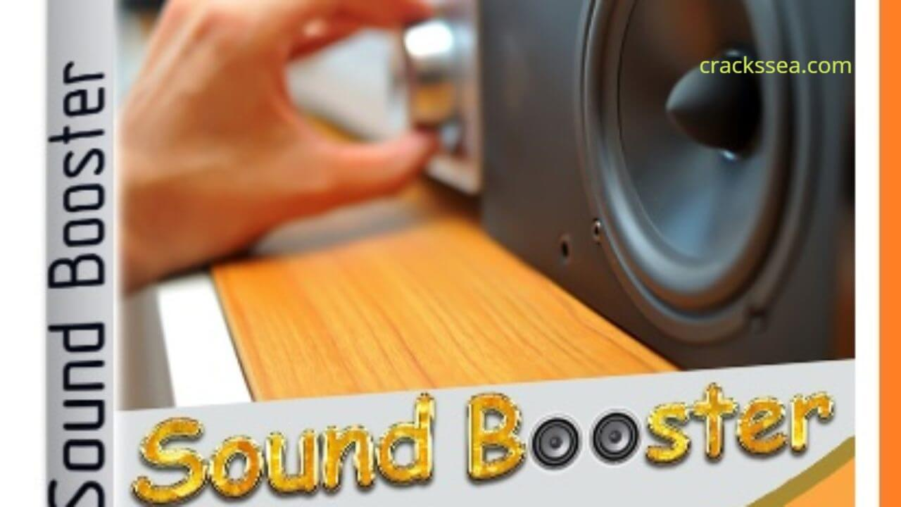 Letasoft Sound Booster 1.11Crack Plus Product Key Latest Version
