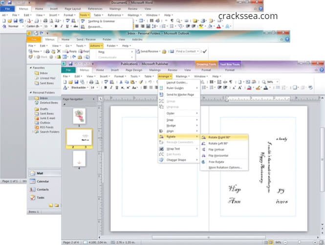 MS Office Pro 2010 Activator