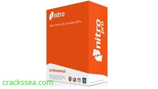 Nitro Pro Crack With Serial Key Free Full Version logo