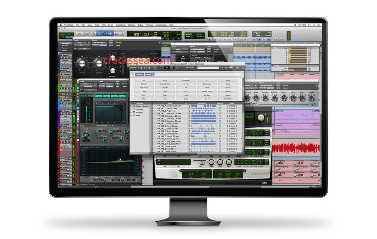 Avid Pro Tools Crack And Activation Code Full Free Download
