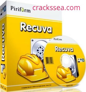 Recuva Pro Crack Plus Serial Keys Plus Keygen Full logo