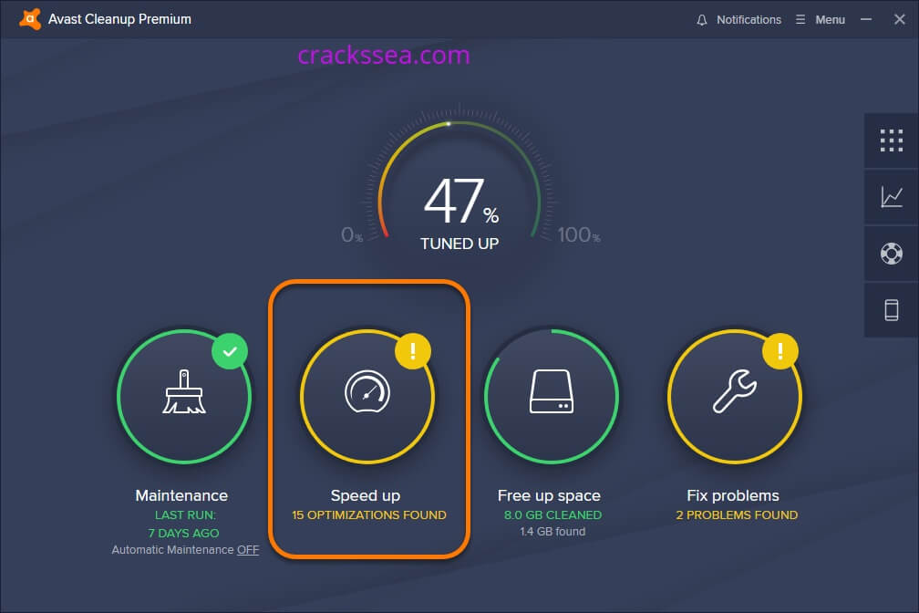 Avast Cleanup Premium 20.1.9277 Crack With Keygen Latest
