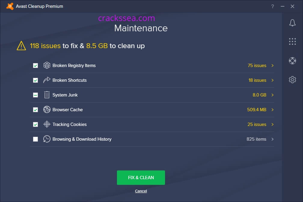 Avast Cleanup Premium 20.1.9277 Crack With Keygen Latest from