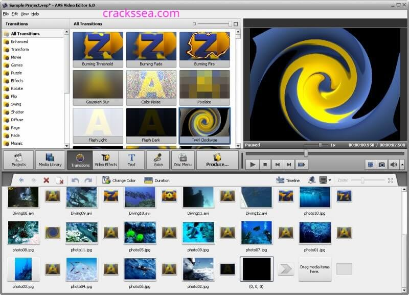 AVS Video Editor Crack With License Key Download