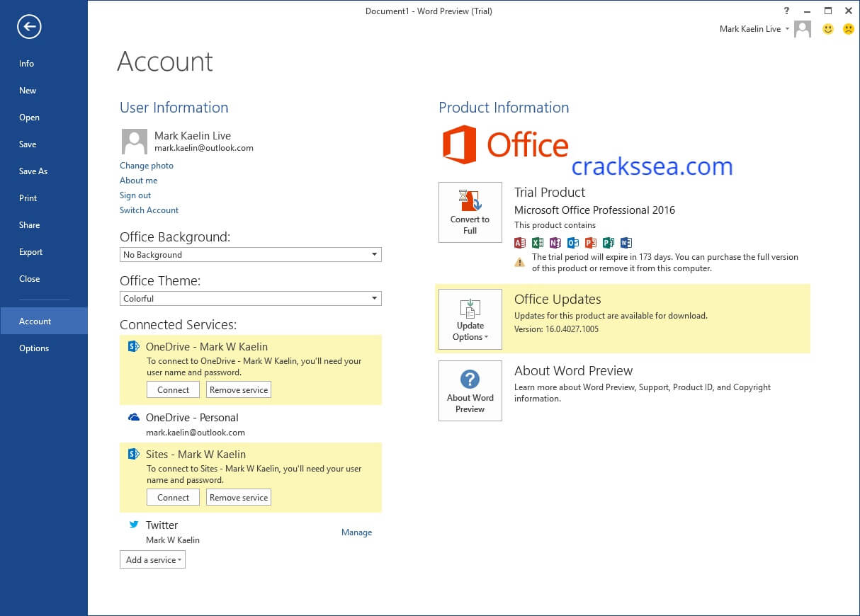 Microsoft Office 365 Crack With Registration Key Download