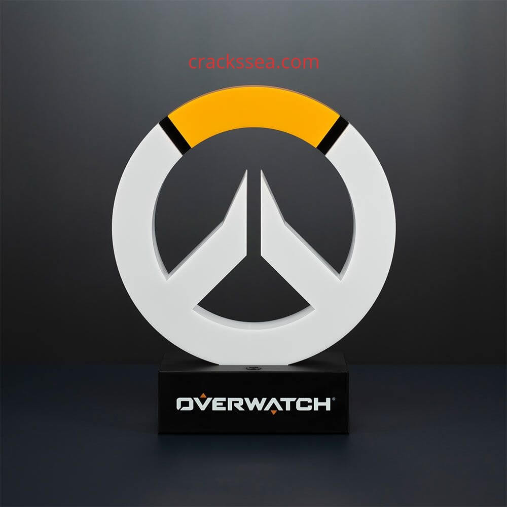 Overwatch crack logo