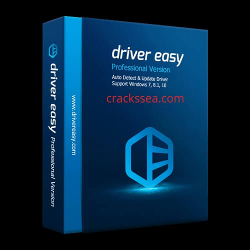 Driver Easy Pro 5.6.15.34863 Crack Full + License Key [Latest]