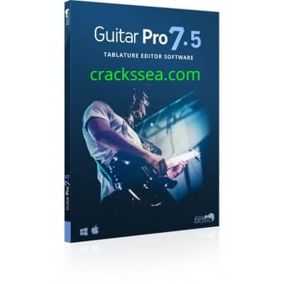 Guitar Pro 7.5.5 Build 1844 With Crack Download [Updated]