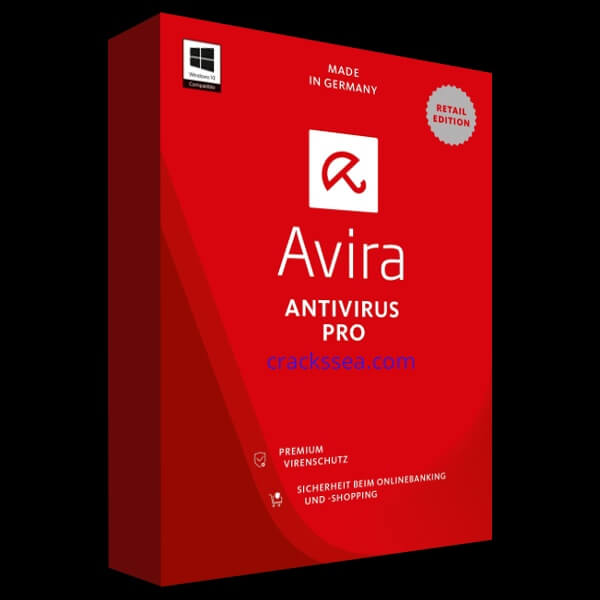 Avira Antivirus Pro 2021 Crack + Activation Code [Latest]