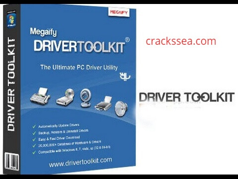 Driver Toolkit 8.6 Crack + License Key 2020 Free Download