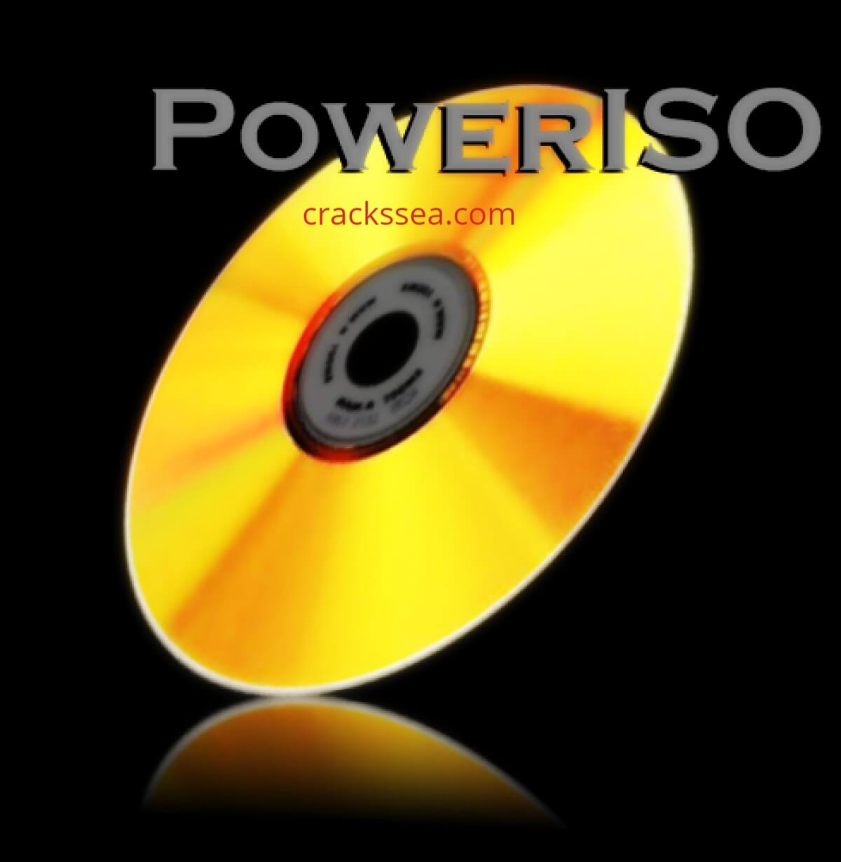 PowerISO Crack 7.8 With Serial Key Latest Version Download