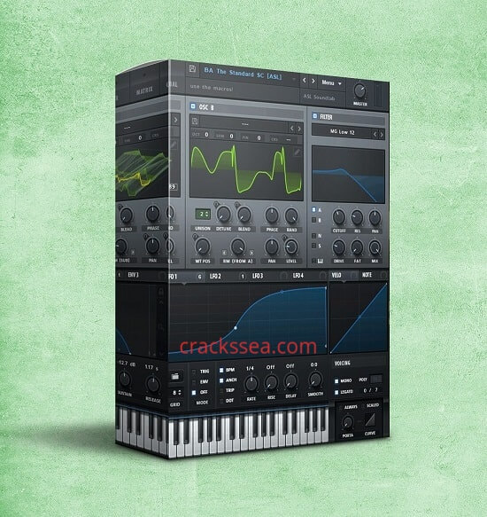 Xfer Serum Crack Free Download [Latest]