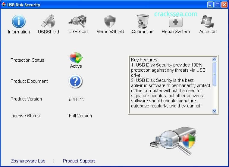 USB Disk Security Serial Key