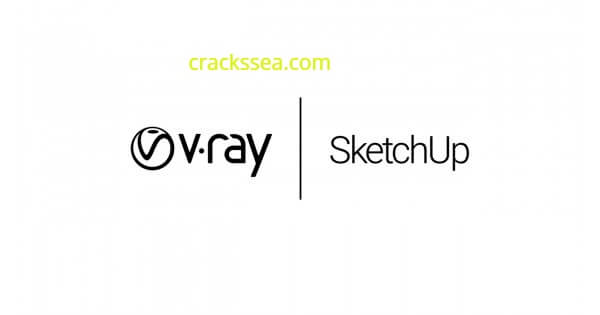 V-Ray SketchUp Crack Update 2 Packs Free Download 2020