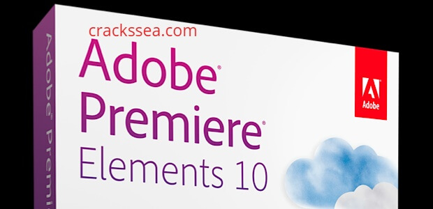 Adobe Premiere Elements cracked  logo