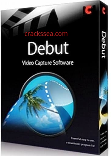 NCH Debut Video Capture Pro 6.38 + Crack Registration Code