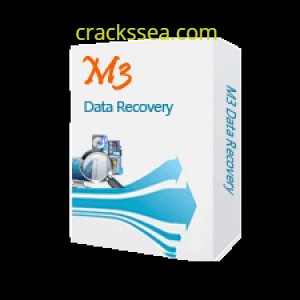 M3 Data Recovery 5.8 Crack With License Key Free Download