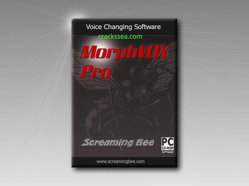 MorphVox Pro Crack v4.5 + Serial Key 2021 [Latest]