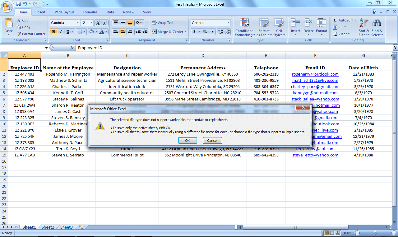 Excel To Vcard Converter Latest Version + Serial Key